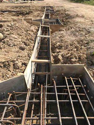 Groundbeam for Mudan Construction March 2017